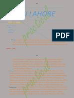 Gcu Lahore