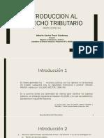 Introduccion Al Derecho Tributario - Parte Especial