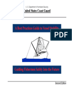 A Best Practices Guide to Fishing Vessel Stability