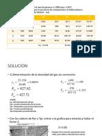 Ejemplo de Componentes No Hidrocarburos en El Factor z