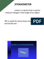 Extenso Meter