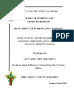 Tesis Caracterizacion de Tpos de Almidones