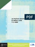 2009- Las Politicas Educativas America Latina Caribe- Llece
