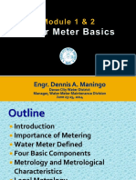 Module 1 and 2 - Intro & Meter Basics 2014