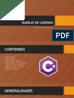 Curso de C# - Manejo de Cadenas.pptx
