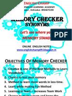 English Champ Synonyms 1