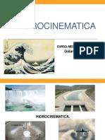 HIDRODINAMICA - MEC. FLUIDOS