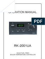 RK-2001 Operation Manual
