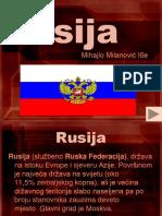 Rusija-Prezentacija