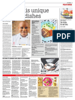 Clifford Thwala - Family Recipe