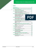 Factores Clave en Instalaciones de SAI
