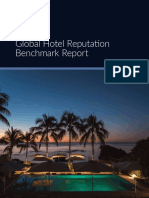 2018 Global Hotel Reputation Benchmark Report