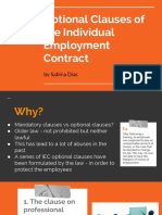 Diacsabina_Optional Clauses of the Individual Employment Contract