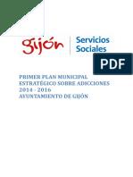Gijon - Plan Municipal Adicciones