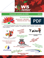 Newsletter Abril 2018