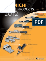Tohnichi - Katalog 2012 EN