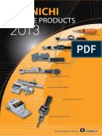 Tohnichi - Katalog 2013 EN