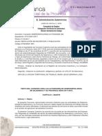Convenio Siderometalurgia Salamanca 2018