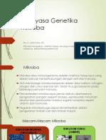 Rekayasa Genetika Mikroba[1]