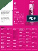 Prograrma 2018 Digital