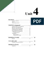 ENGL 101 Unit 4