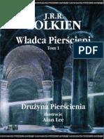 Druzyna Pierscienia - J. R. R. Tolkien