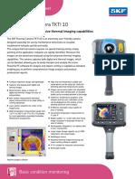 Skf Thermal Camera Tkti10