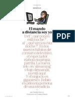 Teleadicta El Semanal Mayo 2018