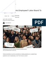 Are Grad Students Employees_ Labor Board to Again Weigh in _ NPR Ed _ NPR