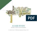 A CASE STUDY 1 Lee