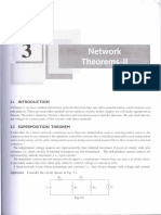 Chapter 2 Network Theorems - I
