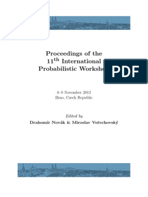 Proceedings IPW11   Reliability Engineering   Structural Load