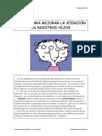 ORIENTACION Programa de Atencion Para Padres