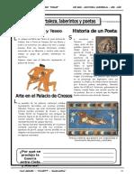 III BIM - 1er. Año - H.U. - Guía 2 - La Cultura Griega