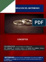 derecho civil el matrimonio