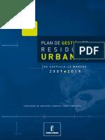 Plan Gestion Residuos Urbanos CLM 2009-2019