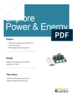 Power and Energy Exploration Unit