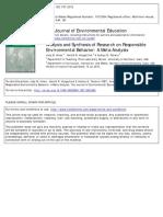 Hines Environmental Behavior JEnvironEdu 1987 (1)