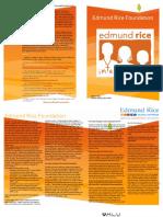 brochure for edfd