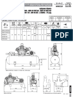 Compresor Schultz Msw40fort Ad-425 - w84011 H-hc - Sfw 40-425 Esp. Rev.02 11-08