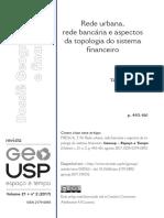 Tania Fresca - Rede Urbana Norte Paraná