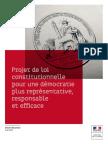 Dp Projet Loi Constitutionnelle