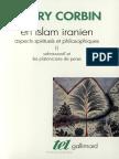 Corbin - Islam Irani