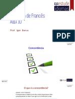 Maratona de Francês - Aula 10