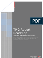TP-2 Report Roadmap