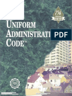Icbo Administrative Code-97