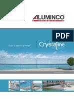 ALUMRO EXPERT - Catalog Balustrade CRYSTAL Line 2010-2011