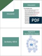 LAB - Data Modeling II