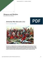 The sertorian wars.pdf