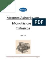 Motores Asincr+¦nicos Monof+ísicos y Trif+ísicos rev 1.0